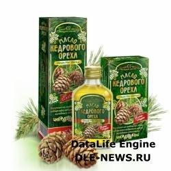 Кедровое масло для здоровья